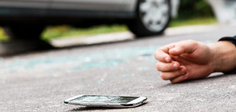 Pedestrians Injured RAF